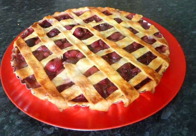 pie iii cherry sherbet sweet cherry pie cherry clafouti cherry blinks ...