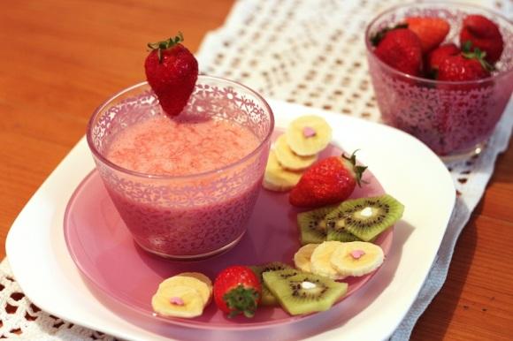 Dip de fresas asadas para meriendas nutritivas y alternativas dulces sanas cocina y - Alternativas thermomix ...